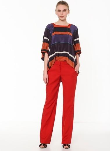 Kiwe Pantolon Kırmızı
